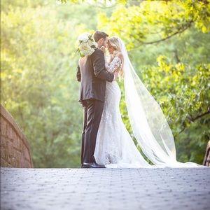 NEW Chapel Wedding Veil